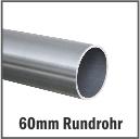 60mm-Rundrohr