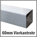 60mm-Vierkantrohr