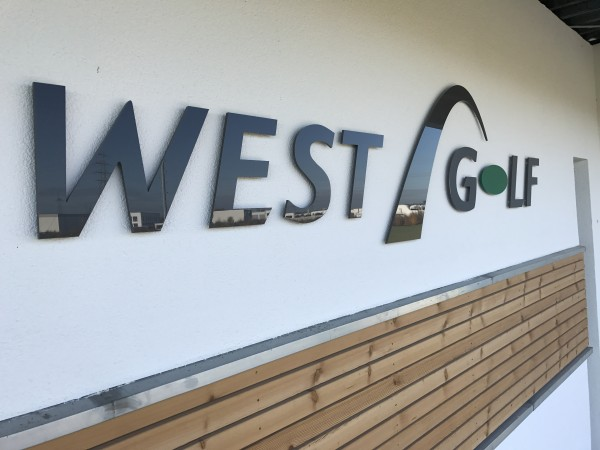 3D Logo West Golf